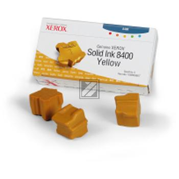 Xerox ColorStix gelb 3-er Pack (108R00607)