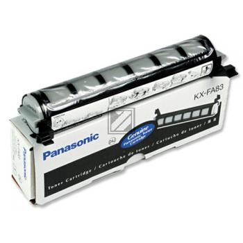 Toner f. Panasonic KX-FL-511/540 [KX-FA83X] black