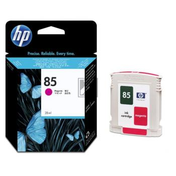 HP Tintenpatrone magenta (C9426A, 85)