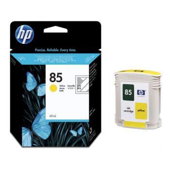 HP Tintenpatrone gelb (C9427A, 85)