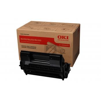 OKI Toner-Kartusche schwarz HC (09004078)