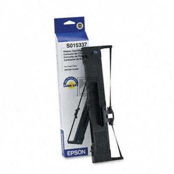 Epson Farbband Nylon schwarz (C13S015337)