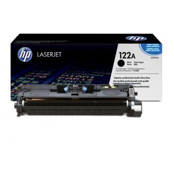HP Toner-Kartusche schwarz (Q3960A, 122A)