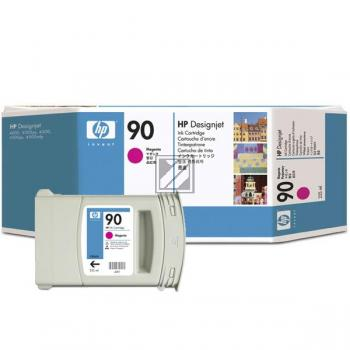 HP Tintenpatrone magenta (C5062A, 90)