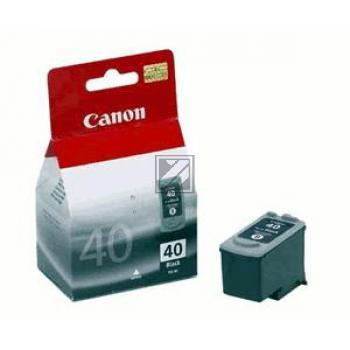 Canon Tintendruckkopf schwarz (0615B001, PG-40)