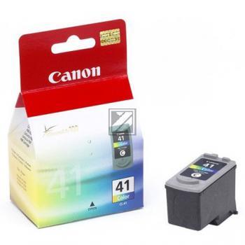 Canon Tintenpatrone gelb cyan magenta (0617B001, CL-41)
