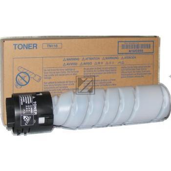 ORIGINAL Konica Minolta Toner schwarz 8937-784 106B/TN114 ~22000 Seiten 2x413g