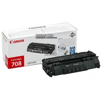 Canon Toner-Kartusche schwarz (0266B002 0266B002AA, 708)