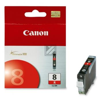 Canon Tintenpatrone rot (0626B001, CLI-8R)