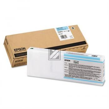 Epson Tintenpatrone Ultra Chrome cyan light (C13T591500, T5915)