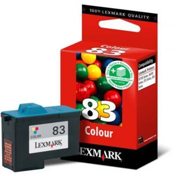 Lexmark Tintenpatrone farbig HC (18LX042E, 83)