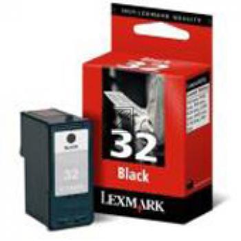 Lexmark Tintendruckkopf schwarz HC (018CX032E 18CX032E, 32)