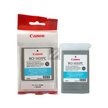 Tinte f. Canon imagePROGRAF W6400 [BCI-1431PC] photo-cyan
