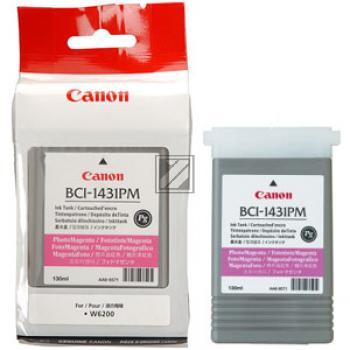 Tinte f. Canon imagePROGRAF W6400 [BCI-1431PM] photo-magenta