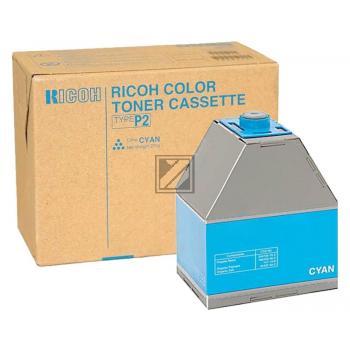 Toner f. Ricoh Aficio 2228 C [885485] cyan