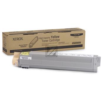 Xerox Toner-Kit gelb HC (106R01079)