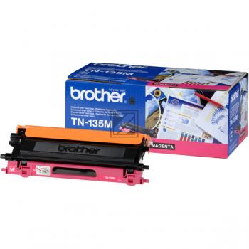Brother Toner-Kit magenta HC (TN-135M)