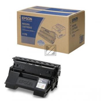 Epson Toner-Kartusche schwarz (C13S051170, 1170)