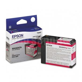 Epson Tintenpatrone Ultra Chrome K3 magenta (C13T580300, T5803)