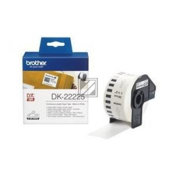 BROTHER P-Touch DK-22210 continue length Papier 29mm x 30.48m [DK22210]