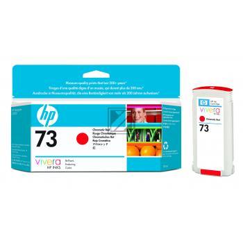 HP Tintenpatrone chromatisch-rot (CD951A, 73)