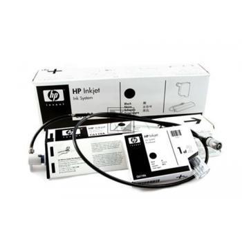HP Tintendruckkopf schwarz (C6119A)