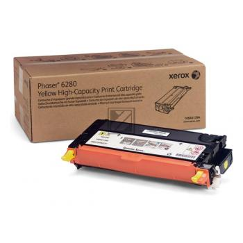 Xerox Toner-Kartusche gelb HC (106R01394)