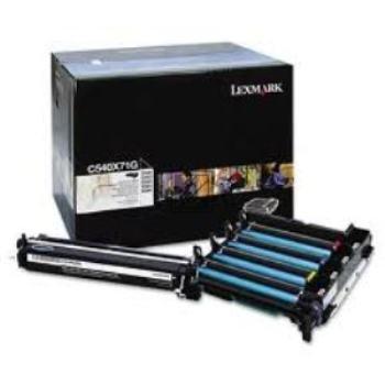 Lexmark Fotoleitertrommel gelb cyan magenta schwarz (C540X74G)