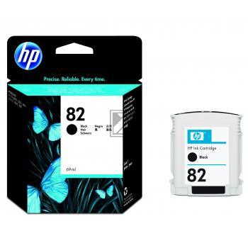 HP Tintenpatrone schwarz (CH565A, 82)