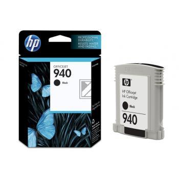 HP Tintenpatrone schwarz (C4902AE, 940)