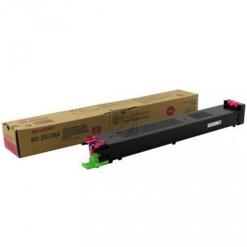 Sharp Toner-Kit magenta (MX-31GTMA)
