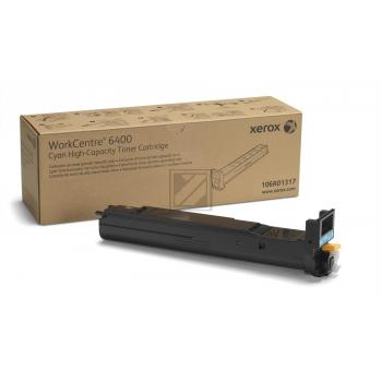 Xerox Toner-Kit cyan HC (106R01317)