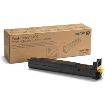 Xerox Toner-Kit gelb HC (106R01319)
