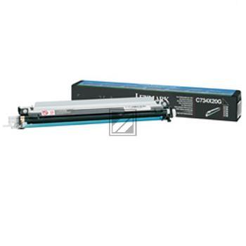 Lexmark Fotoleitertrommel schwarz (C734X20G)