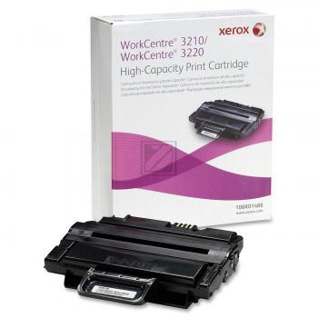 Xerox Toner-Kartusche schwarz HC (106R01486)