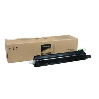 Sharp Fotoleitertrommel schwarz (MX-C38GRB)