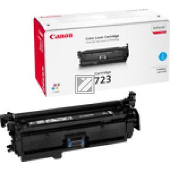 Canon Toner-Kartusche cyan (2643B002, 723)