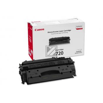 Canon Toner-Kartusche schwarz (2617B002, 720)