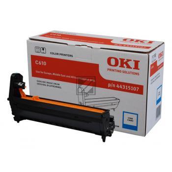 OKI Fotoleitertrommel cyan (44315107)