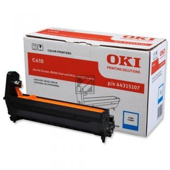 OKI Fotoleitertrommel cyan (44318507)