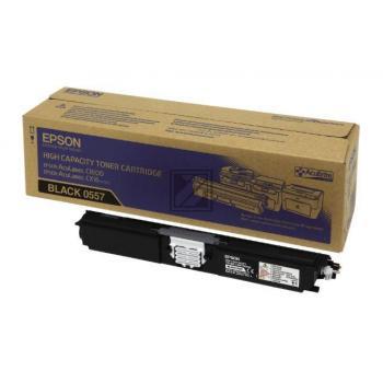 Epson Toner-Kit schwarz HC (C13S050557, 0557)