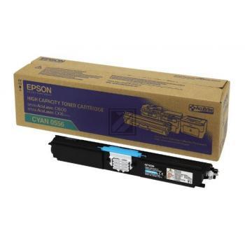 Epson Toner-Kit cyan HC (C13S050556, 0556)