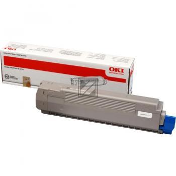 OKI Toner-Kit schwarz (44643004)