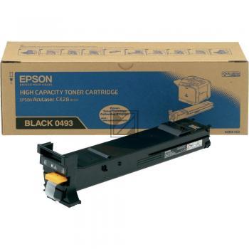 Epson Toner-Kit schwarz (C13S050493, 0493)