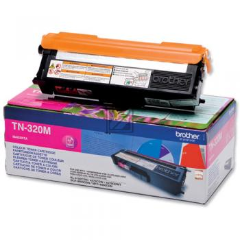 Brother Toner-Kit magenta (TN-320M)