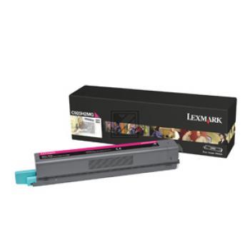 Lexmark Toner-Kartusche magenta (C925H2MG)