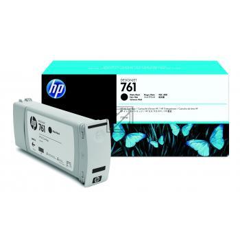 HP Tintenpatrone schwarz matt (CM997A, 761)