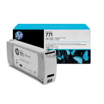 HP Tintenpatrone photo schwarz (CE043A, 771)