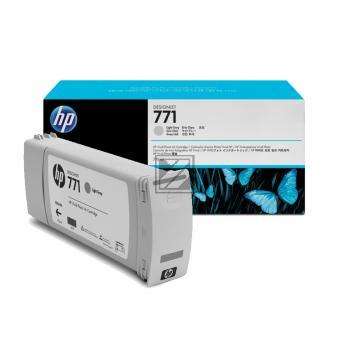 HP Tintenpatrone hellgrau (CE044A, 771)