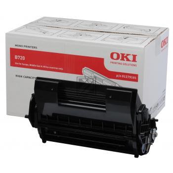 OKI Toner-Kit schwarz HC (01279101)